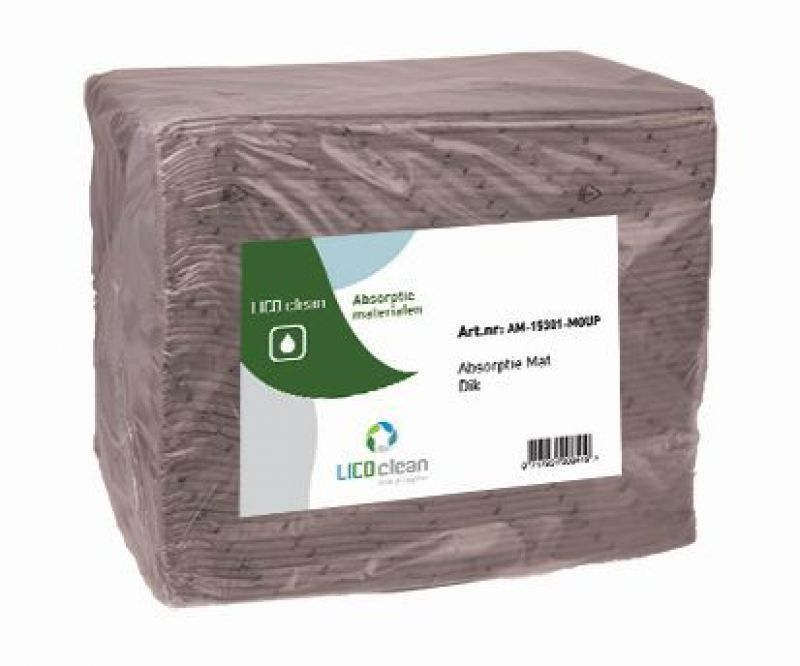 LICO CLEAN AM-17301-OMBP Oil-Only mat, dun